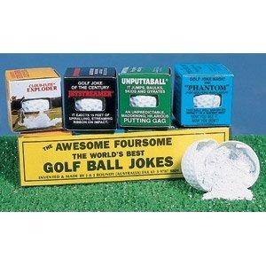 Trick Golf Balls