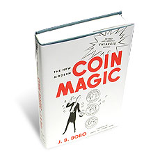 Modern Coin Magic - hardbound