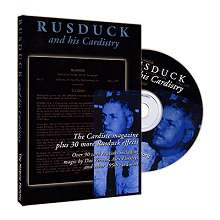 Rusduck-and-His-Cardistry*