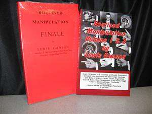 Routined Manipulations Book Set