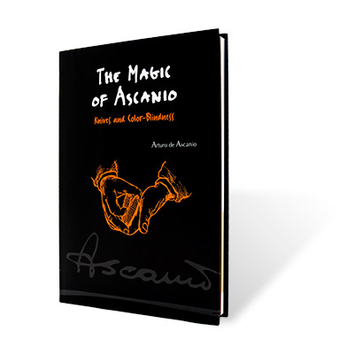 Magic of Ascanio Book Volume 4