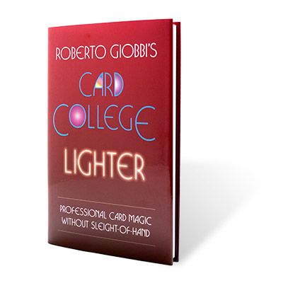 Card College Lighter by Giobbi