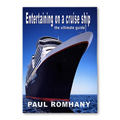 Entertaining on Cruise Ships -  Romhany - eBook DOWNLOAD