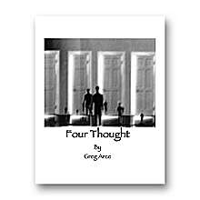 Four Thought by Gregory Arce