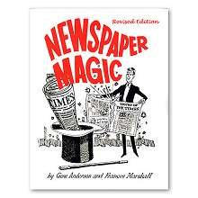 Newspaper Magic Revised