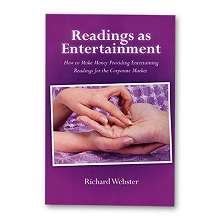 Readings as Entertainment by Richard Webster