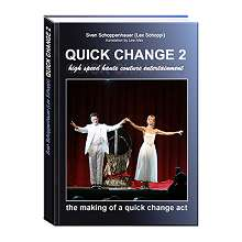 Quick Change Book Volume 2 by Lex Schoppi