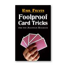 Foolproof Card Tricks by Karl Fulves
