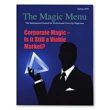 Magic Menu Spring 2010