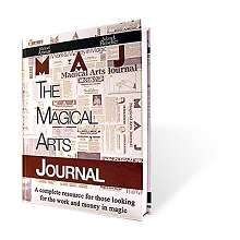 Magical Arts Journal by Michael Ammar and Adam Fleischer