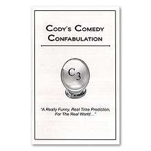 Cody`s Comedy Confabulation by Cody Fisher