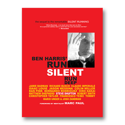 Run Silent -  Run Deep by Ben Harris