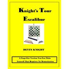 Knights Tour Excalibur - The Book by Devin Knight