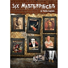 Six Masterpieces by Wayne Dobson