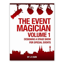 The Event Magician by JC Sum Vol 1