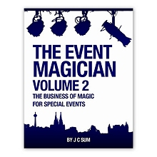 The Event Magician by JC Sum - Vol 2