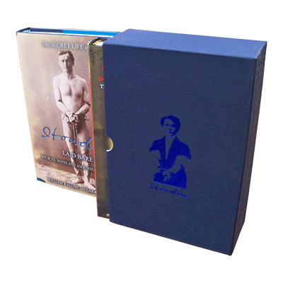 Houdini-Laid-Bare-(2-volume-boxed-set-signed-and-numbered)-by-William-Kalush*
