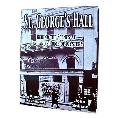 St. George`s Hall by Mike Caveney