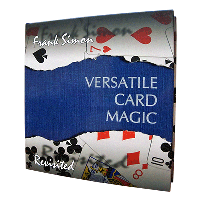 Versatile Card Magic Revisited By Simon