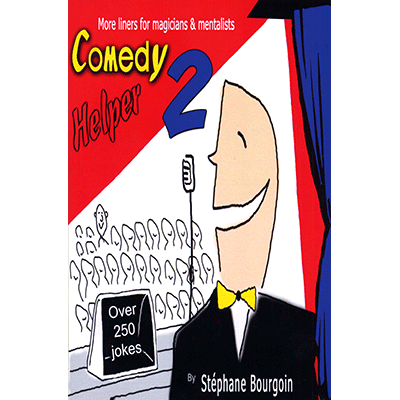 Comedy Helper 2 by Stephane Bourgoin
