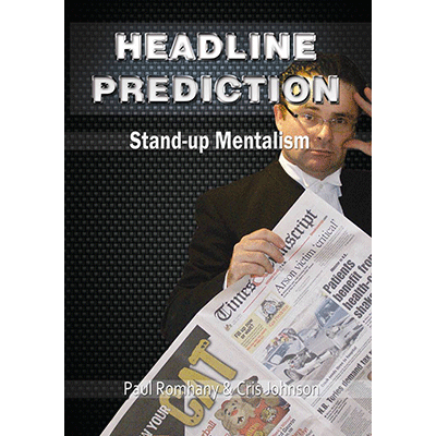 Headline Prediction  by Paul Romhany