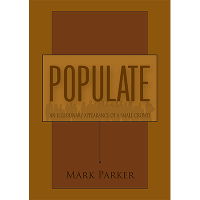 Populate by Mark Parker*