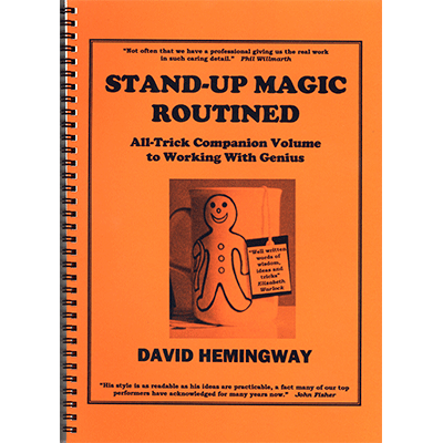 Stand Up Magic by David Hemingway