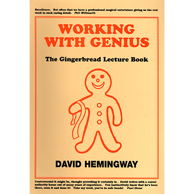 Working With Genius by David Hemingway