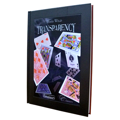 Transparency, The Boris Wild Marked Deck Book by Boris Wild*