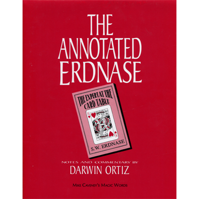Annotated Erdnase by Mike Caveney