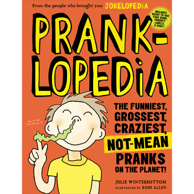 Pranklopedia by Workman Publishing