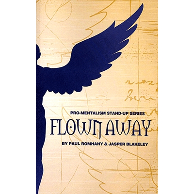Flown Away by Jasper Blakeley and Paul Romhany DVD & Book Combo*