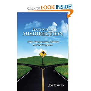 Anatomy of Misdirection: 35th Anniversary Edition by Joe Bruno