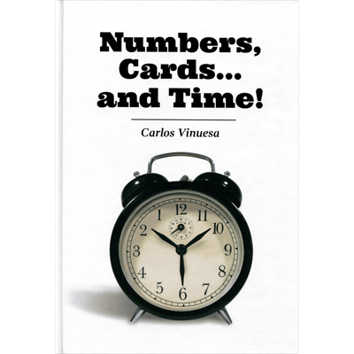 Numbers -  Cards... and Time! by Carlos Vinuesa