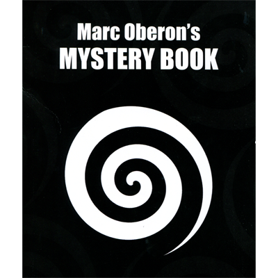 Mystery Book by Marc Oberon