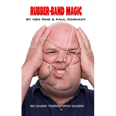 Rubber Band Magic Ken Ring and Paul Romhany