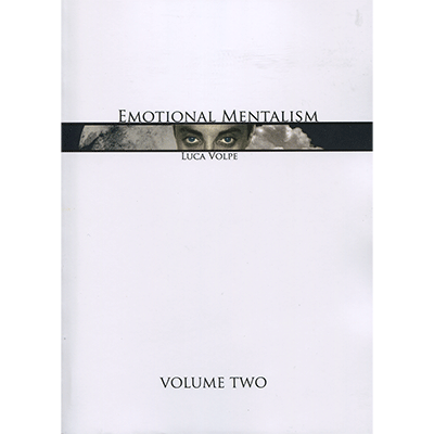 Emotional Mentalism Vol 2 by Luca Volpe and Titanas Magic*