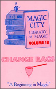 Change Bags - Magic City Library Of Magic