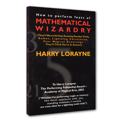 Mathematical Wizardry by Harry Lorayne