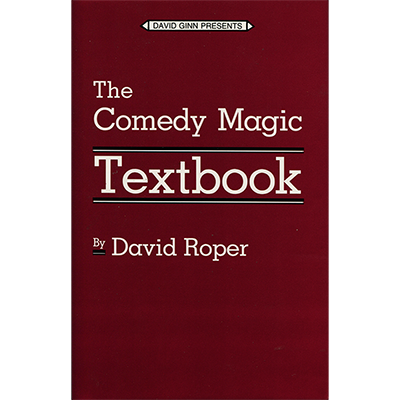 Comedy Magic Textbook by Roper & David Ginn