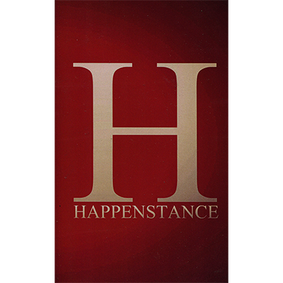 Happenstance-(A-MultiPhase-Examination-Of-Coincidence)-by-Eric-Stevens