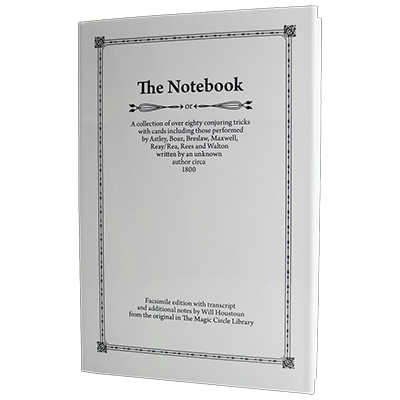 The Notebook by Will Houstoun*