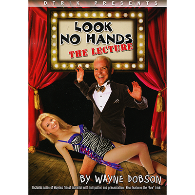 "Look-No-Hands-""The-Lecture""-by-Wayne-Dobson"