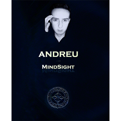 Mindsight (Book and Gimmicks) by Andreu