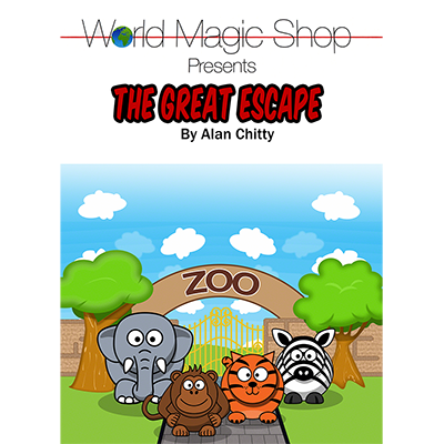The Great Escape by Alan Chitty