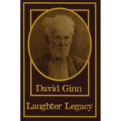 LAUGHTER LEGACY HB by David Ginn