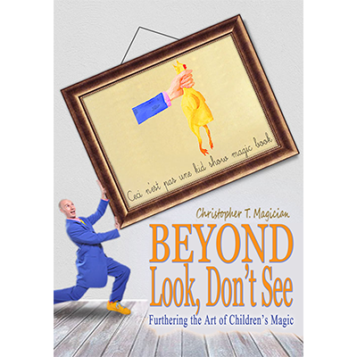 Beyond Look, Don`t See: Furthering the Art of Children