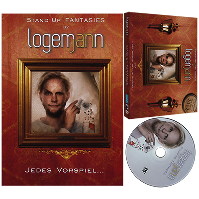 Stand Up Fantasies (DVD & Book Set) by Jan Logemann