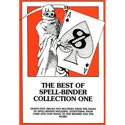 The Best of Spell Binder Collection one by Martin Breese