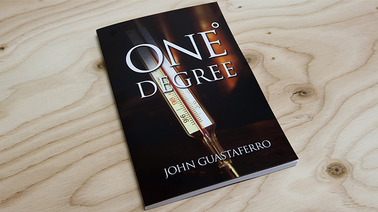 One Degree (Soft Cover) by John Guastaferro